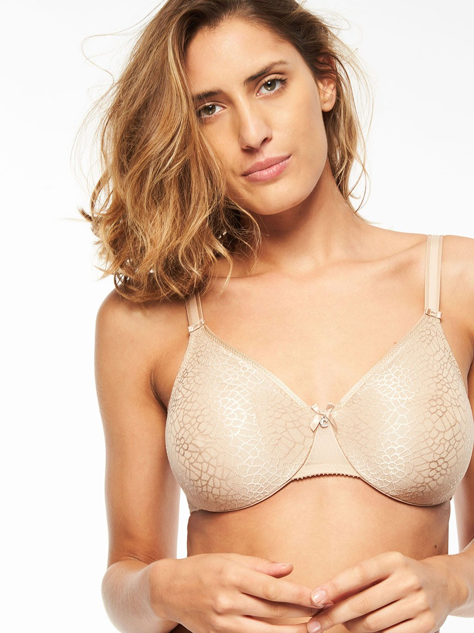 Chantelle 1891 C. Magnifique Unlined Minimizer Seamles Underwire