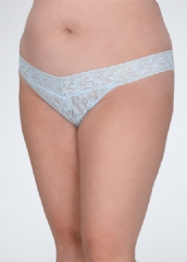 Hanky Panky Original Plus Size Lace Thong 4811XP