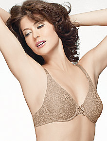 Wacoal 65149 Halo Lace Seamless Underwire